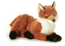 Plush Fox red soft Cuddly stuffed animal lovey forest gift cute kids toy big NIB