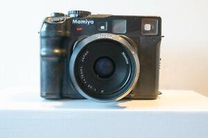 Mamiya 6 MF Rangefinder with G 75mm f/3.5 lens USA SELLER