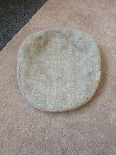 Exclusive  TWEEDMILL Handcrafted Flat Cap In Brown Herringbone-British Made