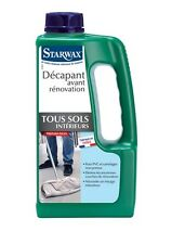 DECAPANT SURACTIF CARRELAGE ELIMINE SALISSURE STARWAX 458