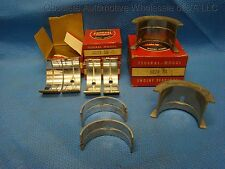 Dodge Plymouth 201 218 Main Bearing Set 020 USA Made 1932 - 1945 2.25 std crank