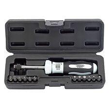 Draper 75170 utensili garage officina Expert 1-5nm COPPIA Cacciavite Kit Nuovo