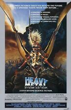 """HEAVY METAL"" Movie Poster [Licensed-NEW-USA] 27x40"" Theater Size (1981)"
