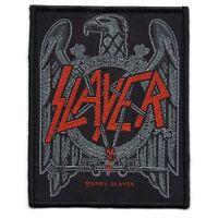 Slayer ' Black Eagle ' Woven Patch