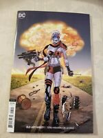OLD LADY HARLEY #1 (OF 5) CONNER VAR ED   high grade copy and key book cgc ready