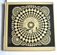 Wizard of Op, Ed Emberley, 1975 1st ed, first edition, vintage op art RARE