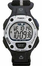 "Timex T5G271, Women's ""Ironman"" 30-Lap Nylon Watch, Alarm, Indiglo, Chronograph"