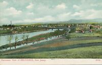 BELVIDERE NJ – Belvidere Panoramic View – udb (pre 1908)