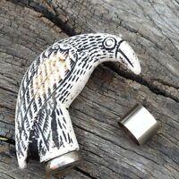 Bone Designer Antique Style Cane Wooden Walking Stick Vintage Canes handle Gift