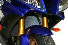 Yamaha YZF R6 2008 R&G Racing Radiator Guard RAD0067BK Black
