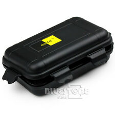Waterproof Airtight Plastic Fly Fishing Container Storage Camp Travel Box Case