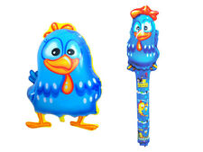 Foil Balloon Set 2 x Chicken Galinha Pintadinha Helium Balloon Kid's Birthday