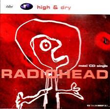 RADIOHEAD-High & Dry-CD Single-1996 Capitol USA Issue-C2 7243 8 58537 2 2-Sealed