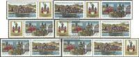 DDR WZd608-WZd613 (kompl.Ausg.) postfrisch 1984 Briefmarkenausst.