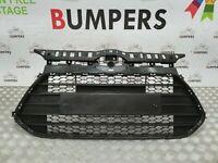 HYUNDAI I20 2014 - 2016 GENUINE 3DR FRONT BUMPER GRILL TRIM P/N: 86569-C8310