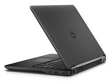 """Dell Latitude E7450 14"""" Touch i7-5600U 512GB SSD 8GB Webcam 1080P FHD Win 10 Pr"""