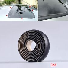 3M Car Windshield Seal Rubber Sunroof Quarter Skylight Moulding Strip Kit
