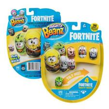 MIGHTY BEANZ FORTNITE 4 PACK SERIES 1 (ASSORTED)