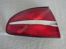 NOS OEM Lincoln Continental Rear Stop Lamp Lens Tail Light 1997 Left Hand