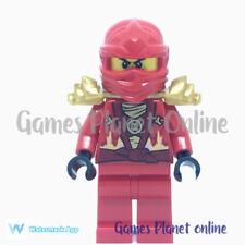Kai Red LEGO Buidling Toys