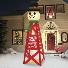 Holiday Decor Display Outdoor Christmas Yard Decoration 12' Snowman Inflatable