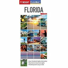 Insight Flexi Map: Florida by APA Publications Limited, Insight Guides (Sheet...