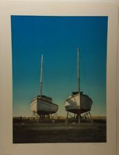 Limited Edition Friends Vintage Lithograph Sailboat Art Print