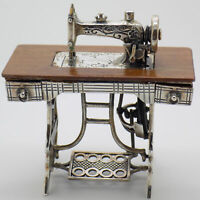 Vintage Sterling Silver 925 Italian Made RARE Singer Sewing Machine Figurine