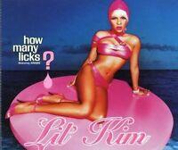 Lil' Kim How many licks (2001, feat. Sisqo) [Maxi-CD]