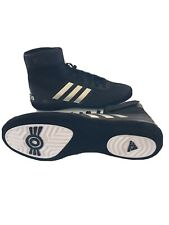 Adidas Combat Speed 5 Wrestling Shoes BA8007 - NEW - Size 7 1/2 - Great Deal !!!