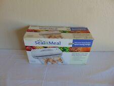 RIVAL Gourmet Seal-A-Meal Vacuum Food Sealer VS108