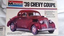 MONOGRAM '39 CHEVY COUPE model car kit