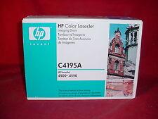 NEW OEM HP C4195A IMAGING DRUM HP LASER JET 4500-4550 FACTORY SEALED