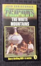 1984 THE TRIPODS White Mountains by John Christopher 1st Puffin UK Paperback VF