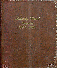 Dansco Coin Album 7130 Liberty Head Quarters 1892-1916