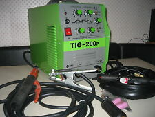 TIG 200 AMPERES INVERTER PULSE