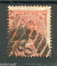 GB - GREAT BRITAIN 1862, stamp CLASSIC 25, VICTORIA, obliterated
