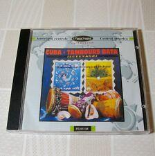Iluyenkori - Cuba - Tambours Bata FRANCE CD RARE #103-1