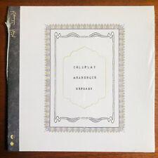 "Coldplay: Orphans / Arabesque Vinyl 7"" Single"