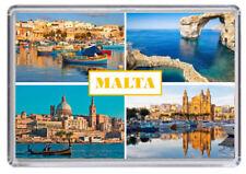 Malta Fridge Magnet 01
