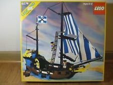 LEGO Pirates 6274 Caribbean Clipper 100% Complete w/ Box & Instructions