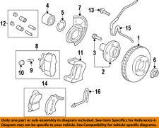 FORD OEM Front Brake-Disc Rotor AL8Z1125A