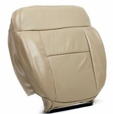 2005 2006 2007 2008 Ford F150 Driver Bottom Replacement Leather Seat Cover Tan