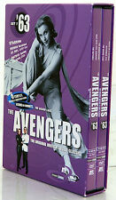 Avengers: The '63 Collection: Set 1- 2 DVD box set Honor Blackman region 1