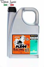 Motorex KTM Racing 4T 20W/60 4L Motoröl Recomended by KTM ( 1Liter = 22,22eur )