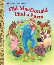 Old MacDonald Had a Farm (Little Golden Book) Kathi Ember Hardcover