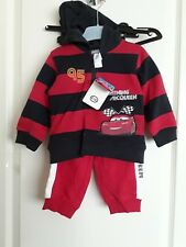 New Lightning Mcqueen track suit / pyjamas size 74(eu)