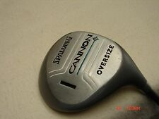 *Spalding Cannon Oversize Right Handed Women's #1 Driver