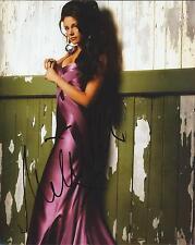 Michelle Keegan autograph - signed photo Coronation Street