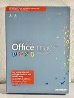 Office Mac 2011 University WPXO With Code, Must provide proof student